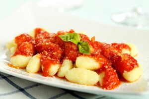 Gnocchi, Italian Food